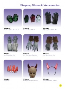 6th Edition - Fingers, Gloves & Accessories 3