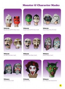6th Edition - Monster & Character Mask 2