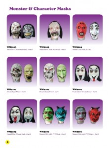 6th Edition - Monster & Character Mask 3