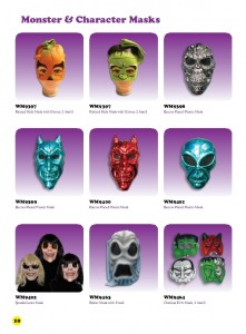 6th Edition - Monster & Character Mask 5
