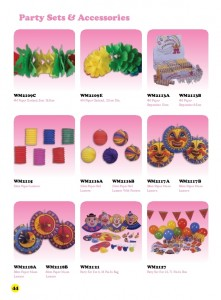 6th Edition - Party Sets & Accessories 3