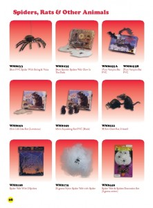 6th Edition - Spiders, Rats & Animals 1