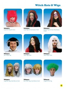 6th Edition - Witch Hats & Wigs 4