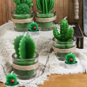Cactus Candle-02